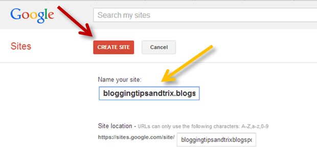 how to upload files to blogger