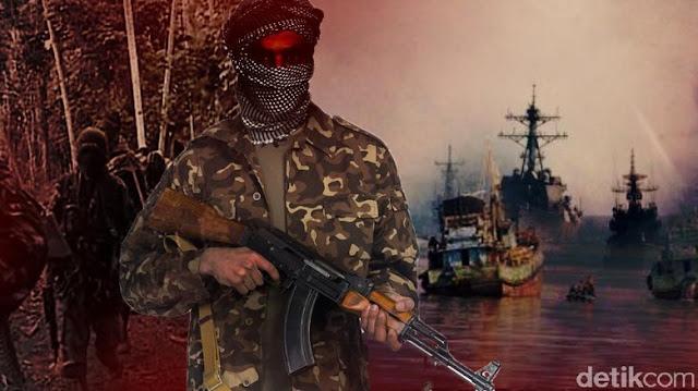 Pasukan Elit TNI Siap Bebaskan 10 WNI yang Disandera