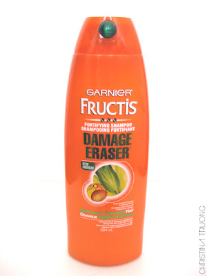 Garnier Fructis Damage Eraser Hair Haircare Shampoo
