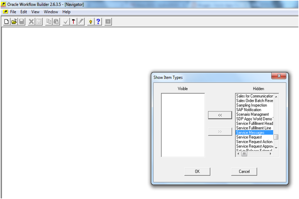 How to Send Notification in Worklist of User through PL-SQL