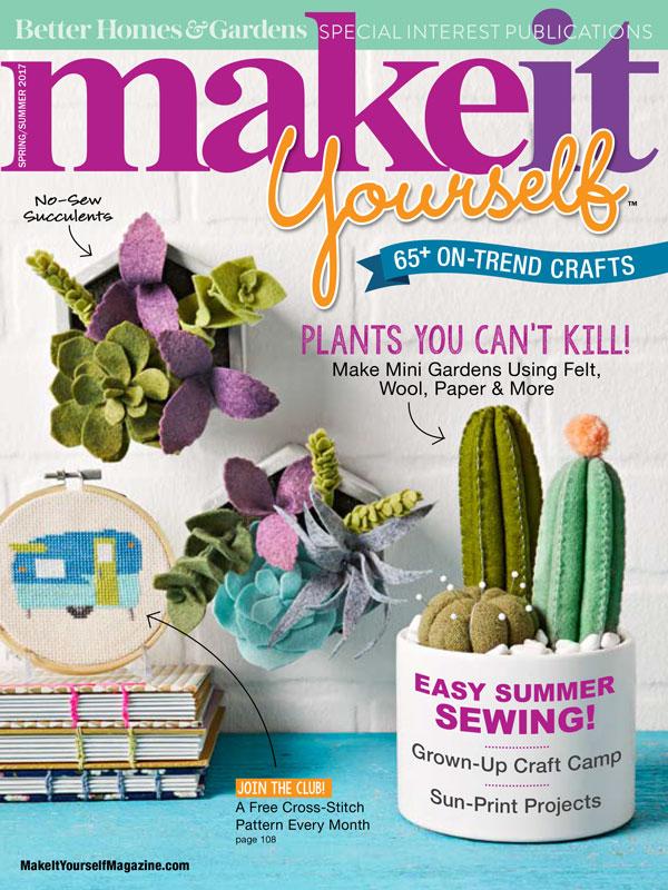 Kbb Crafts Stitches My Designs In Summer Magazines