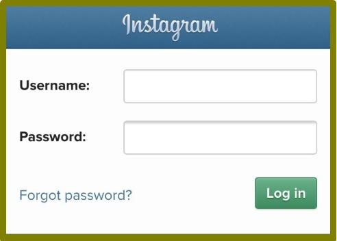 Instagram Sign In