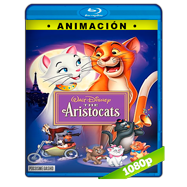 Los aristogatos (1970) Full HD 1080p Audio Dual Latino-Ingles