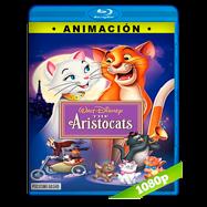 Los aristogatos (1970) Full HD 1080p Audio Dual Latino-Ingles