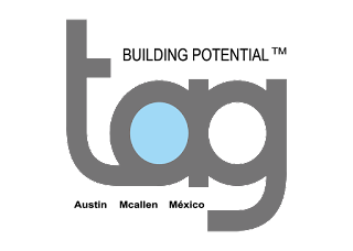 Tag constructora Logo Vector