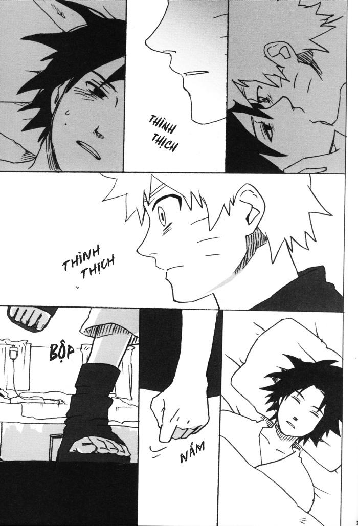 Hình ảnh truyentranh8.com 031 in Naruto Doujinshi - White paper