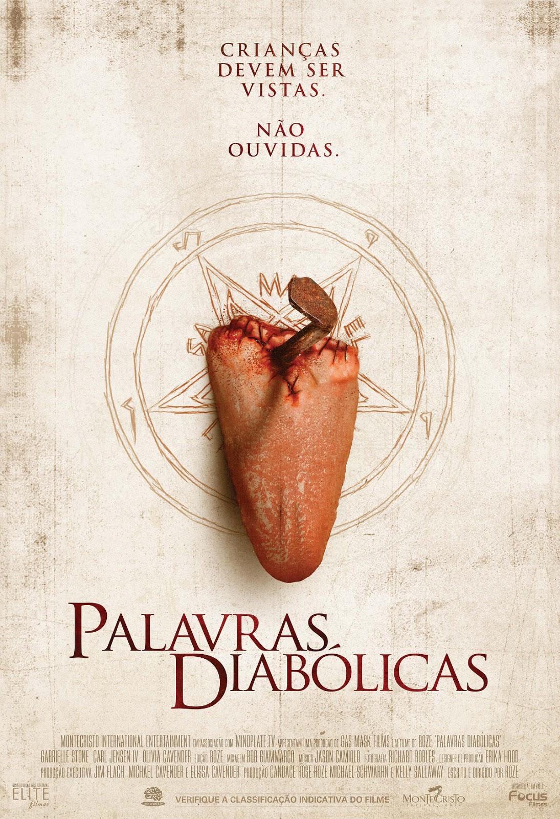 Palavras Diabólicas – Dublado (2013)