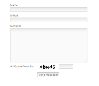 How to Embed Contact Form In Blogger Page