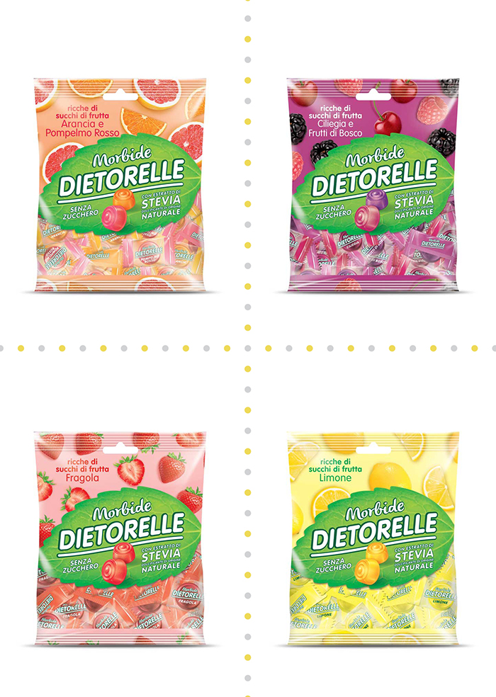 dietorelle better for you candy