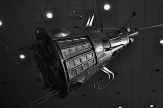 L'Oggetto D, poi lanciato come Sputnik 3, 15 maggio 1958.