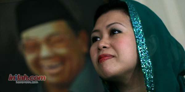 Yenny Wahid Tegaskan Tak akan Masuk TKN Jokowi-Maruf