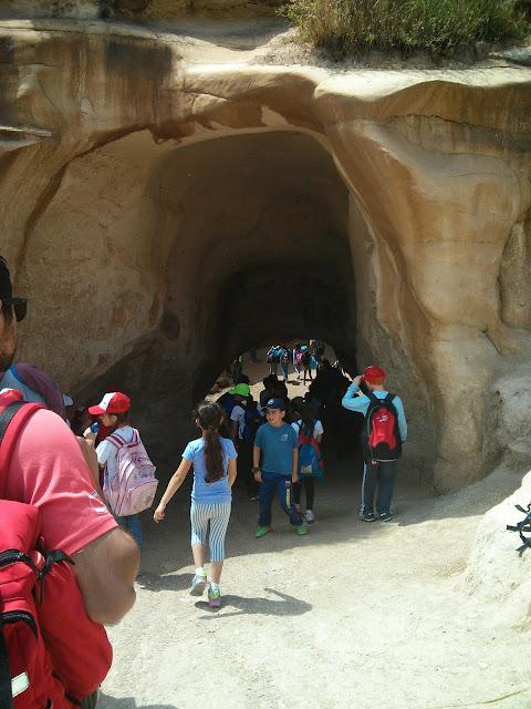 טיול במערת פעמון