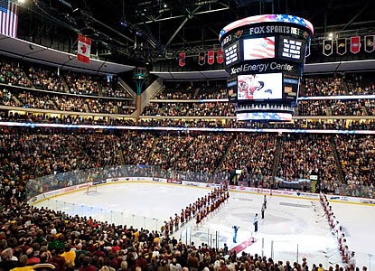 Big Ten Ice Hockey Blog B1g Tournament Talk