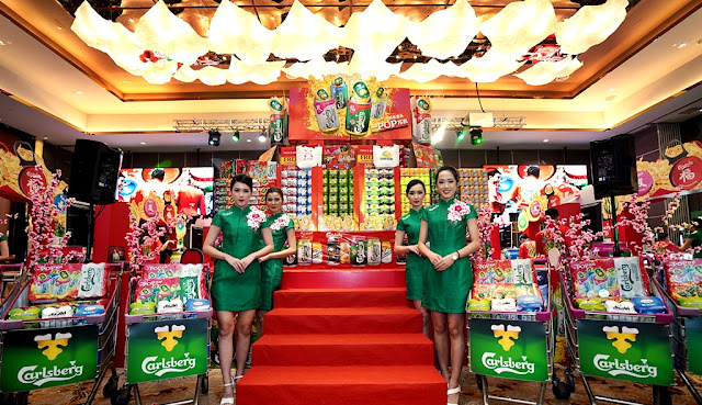 Held across nationwide, check out the next Probably The Best CNY Shopping Experience locations held at participating supermarkets and hypermarkets this coming weekend on 12, 13, 19, 20, 21, 24, 26 and 27 January 2019.