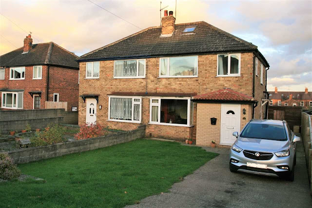 Harrogate Property News - 3 bed semi-detached house for sale Wedderburn Avenue, Harrogate HG2