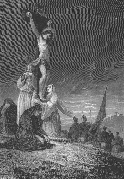 The Crucifixion - Alexandre Bida