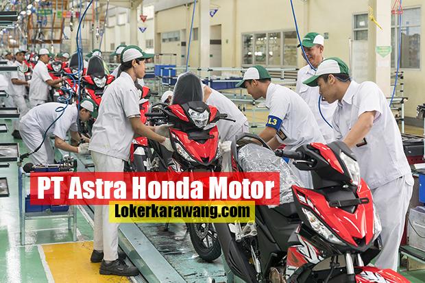 PT Astra Honda Motor Plant Karawang