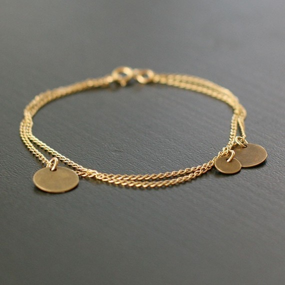 Loving This Delicate Gold Bracelet The Perfect Accessory To Floaty And Tops Shorts For Summer