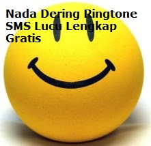 Nada Dering Ringtone SMS Lucu Lengkap Gratis