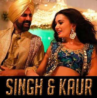 Singh & Kaur from Singh Is Bliing