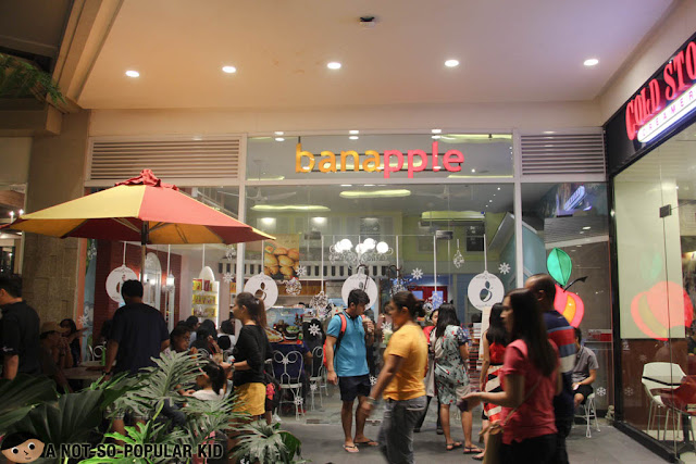 Banapple in Ayala Fairview Terraces