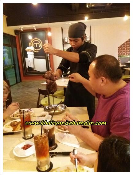 Tempat Makan Best di Shah Alam| Vista Brasserie Restaurant By Chef Zubir