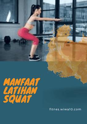 Manfaat Latihan Squat Untuk Pria dan Wanita