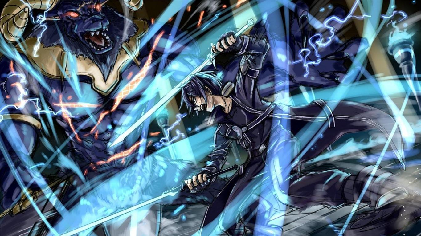 Wallpaper Sword Art Online Hd Animansia
