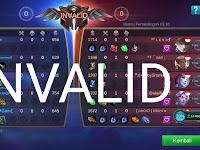 Mobile Legends : Cara Invalid Sebuah Match (Karena Tim Ada Yang AFK)