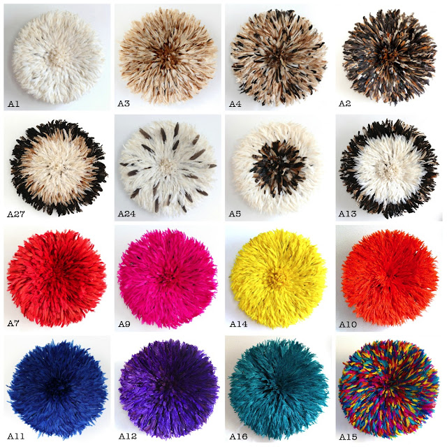 Vibrant Juju hat colors from Kronbali