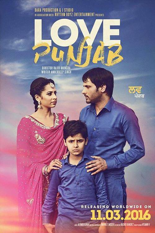 Love Punjab - Punjabi Movie Star Casts, Wallpapers, Songs & Videos