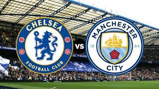 England Premier League : Chelsea vs Manchester City live Stream Today 08/12/2018 online