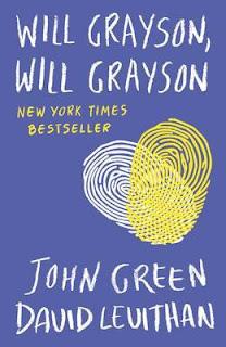 Portada del libro will grayson, will grayson