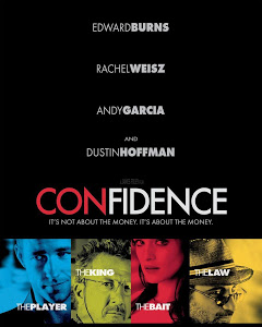 Poster Of Confidence (2003) Full Movie Hindi Dubbed Free Download Watch Online At worldfree4u.com