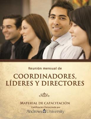 Material de Capacitacion 2013 para Coordinadores, Lideres y Directores de Iglesia   PDF