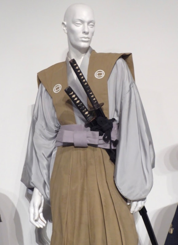 Silence movie Samurai costume