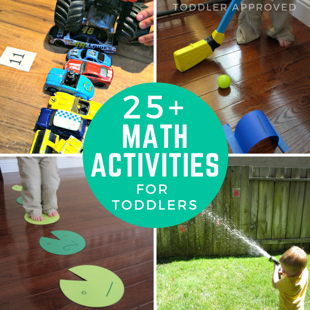 Toddler Approved 25 Hands On Math Activities For Toddlers