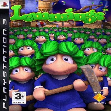 lemingspeesetres - Download Lemmings [MULTI12] PS3 for free Torrent
