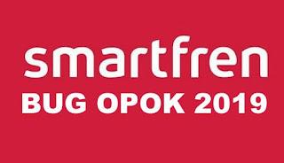 Kumpulaan Daftar Bug Smartfren Opok Terbaru April 2019