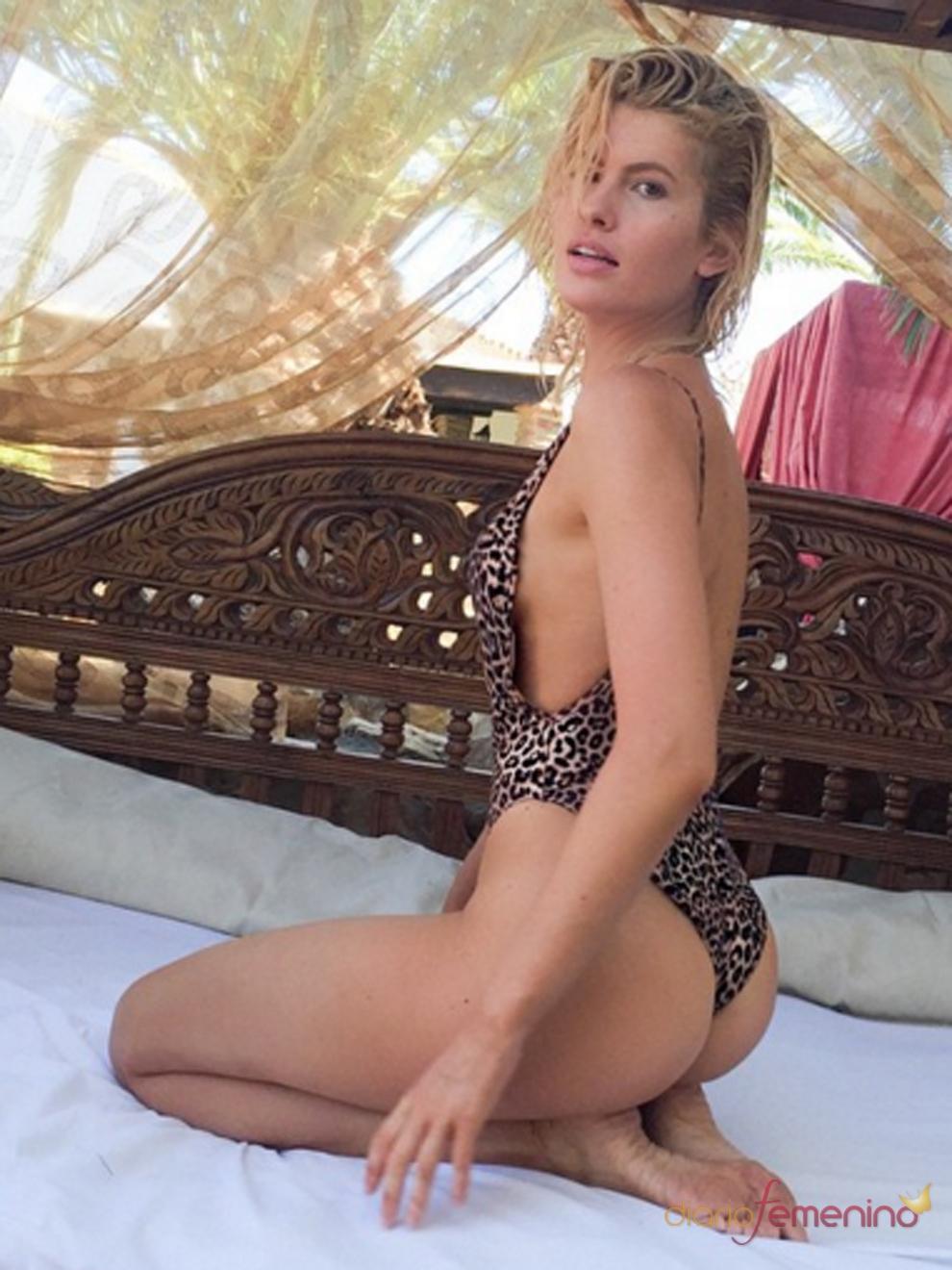 Nude adriana abenia Spanish FHM