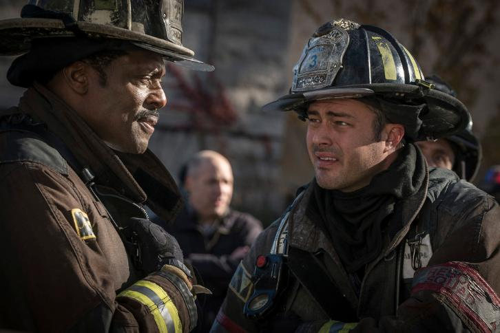 Chicago Fire - Episode 5.11 - Who Lives and Who Dies - Promo, Sneak Peek, Promotional Photos & Press Release