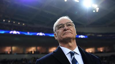 Ranieri Terkejut Manajemen Leicester Mendepaknya