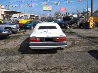 honda accord tahun 1985 modif limosin