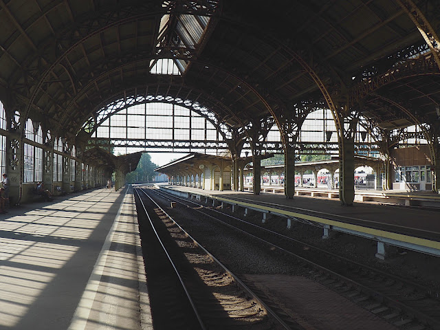 Санкт-Петербург, Витебский вокзал (St.Petersburg, Vitebsk railway station)