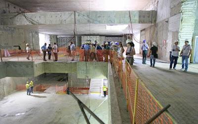 Συμφωνία για την κατασκευή του σταθμού Βενιζέλου