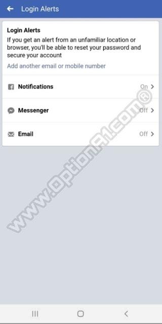 كيفية تأمين حساب فيس بوك من الاختراق والسرقه