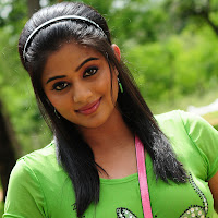 Priyamani cute photoshoot in green top