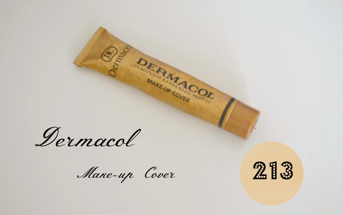 Delorean Blog Kosmetyczny Dermacol Make Up Cover Nr 213