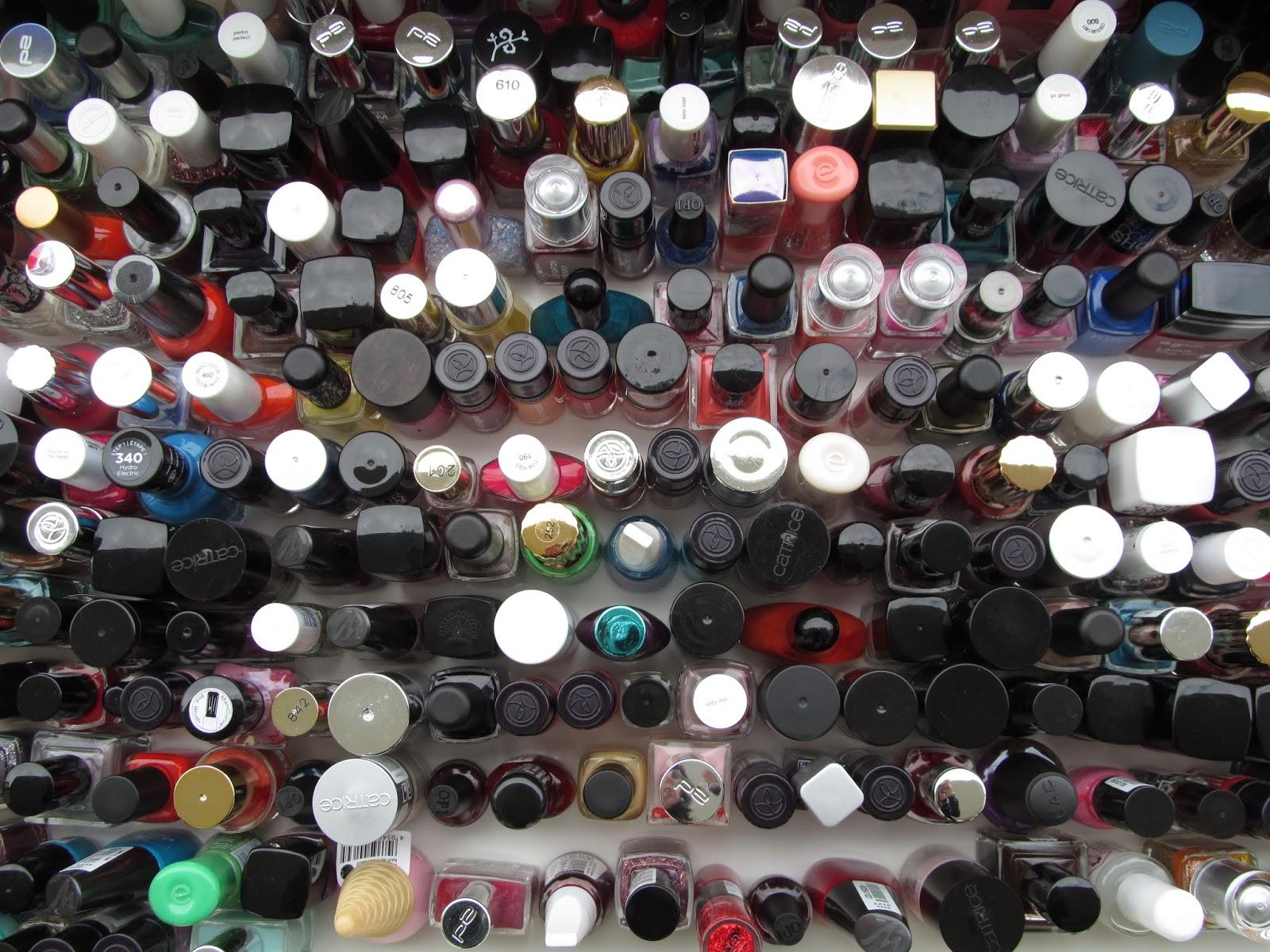 Magische Farbwelt - Rund um Kosmetik und mehr: Meine Nagellacke ...