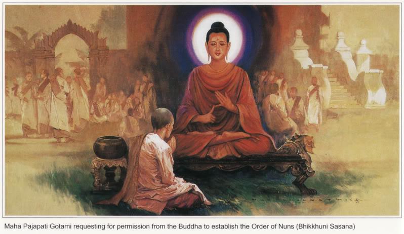 Nữ tôn giả Mahāpajāpati Gotami